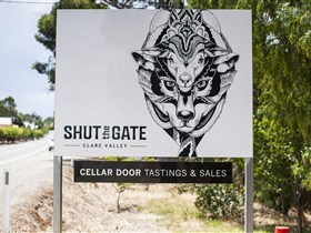 Shut The Gate Winery and Cellar Door - Melbourne Tourism