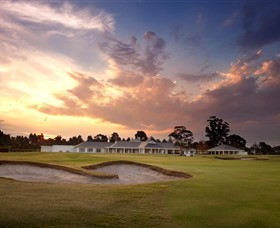 Kingston Heath Golf Club - Melbourne Tourism