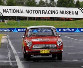 National Motor Racing Museum - Melbourne Tourism