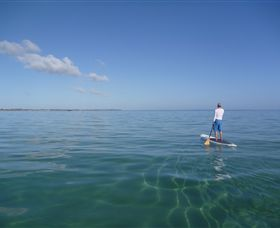 Peninsula Stand Up Paddle - Melbourne Tourism
