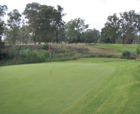 Muswellbrook Golf Club - Melbourne Tourism