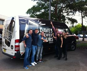 Daves Brewery Tours - Melbourne Tourism