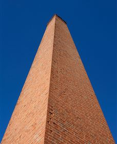 Copperfield Store Chimney and Cemetery - Melbourne Tourism