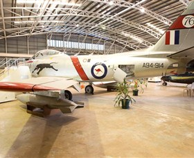 Australian Aviation Heritage Centre - Melbourne Tourism