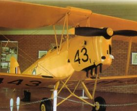 Tiger Moth Memorial - Melbourne Tourism