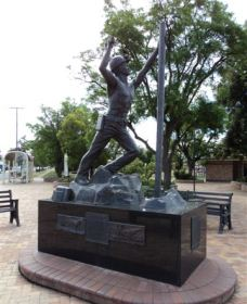 Miners Memorial Statue - Melbourne Tourism
