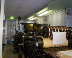 Queanbeyan Printing Museum - Melbourne Tourism