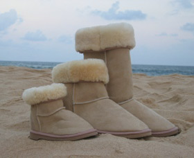 Blue Mountains Ugg Boots - Melbourne Tourism