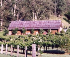 Undercliff Winery and Gallery - Melbourne Tourism