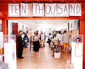 Ten Thousand Paces Gallery - Melbourne Tourism