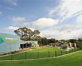 Snowy Mountains Hydro Discovery Centre - Melbourne Tourism