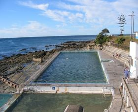The Entrance Ocean Baths - Melbourne Tourism