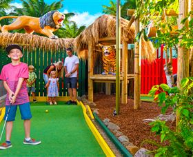 Putt Putt Mermaid Beach - Melbourne Tourism