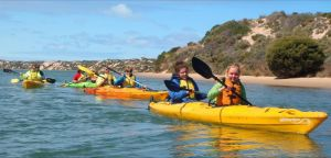 Canoe the Coorong - Melbourne Tourism
