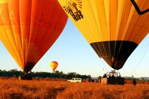 Hot Air Balloon Scenic Rim - Melbourne Tourism