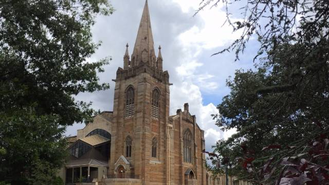 Presbyterian Church of St. Andrew - Melbourne Tourism