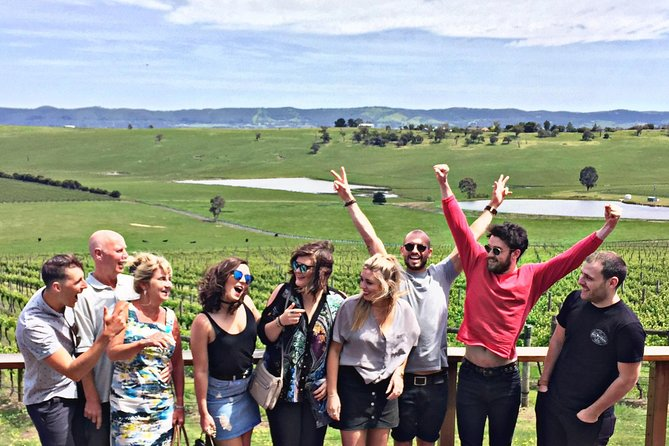 EPIC Yarra Valley Wine Tasting Tour Departing from Melbourne - Weekdays Only - Melbourne Tourism