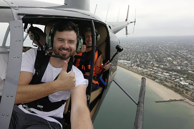 Melbourne Selfie Helicopter Experience - Melbourne Tourism