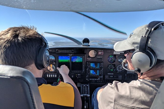 Trial flight and 360 VR Flight Experience Packages from Moorabbin Airport - Melbourne Tourism
