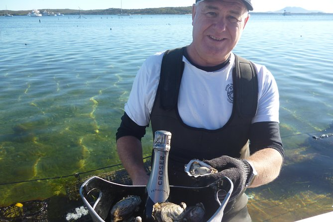 Coffin Bay Oyster Farm  Tasting Tour - Melbourne Tourism