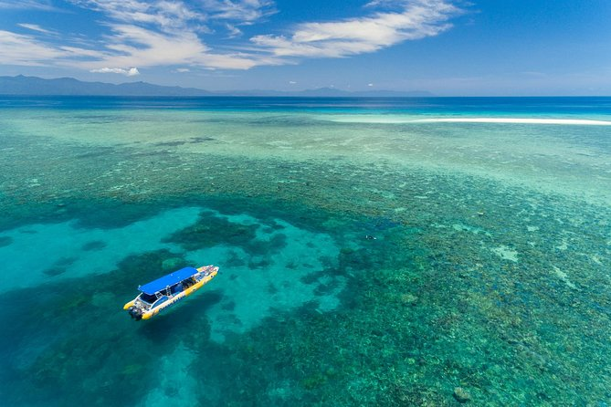 Ocean Safari Great Barrier Reef Experience in Cape Tribulation - Melbourne Tourism