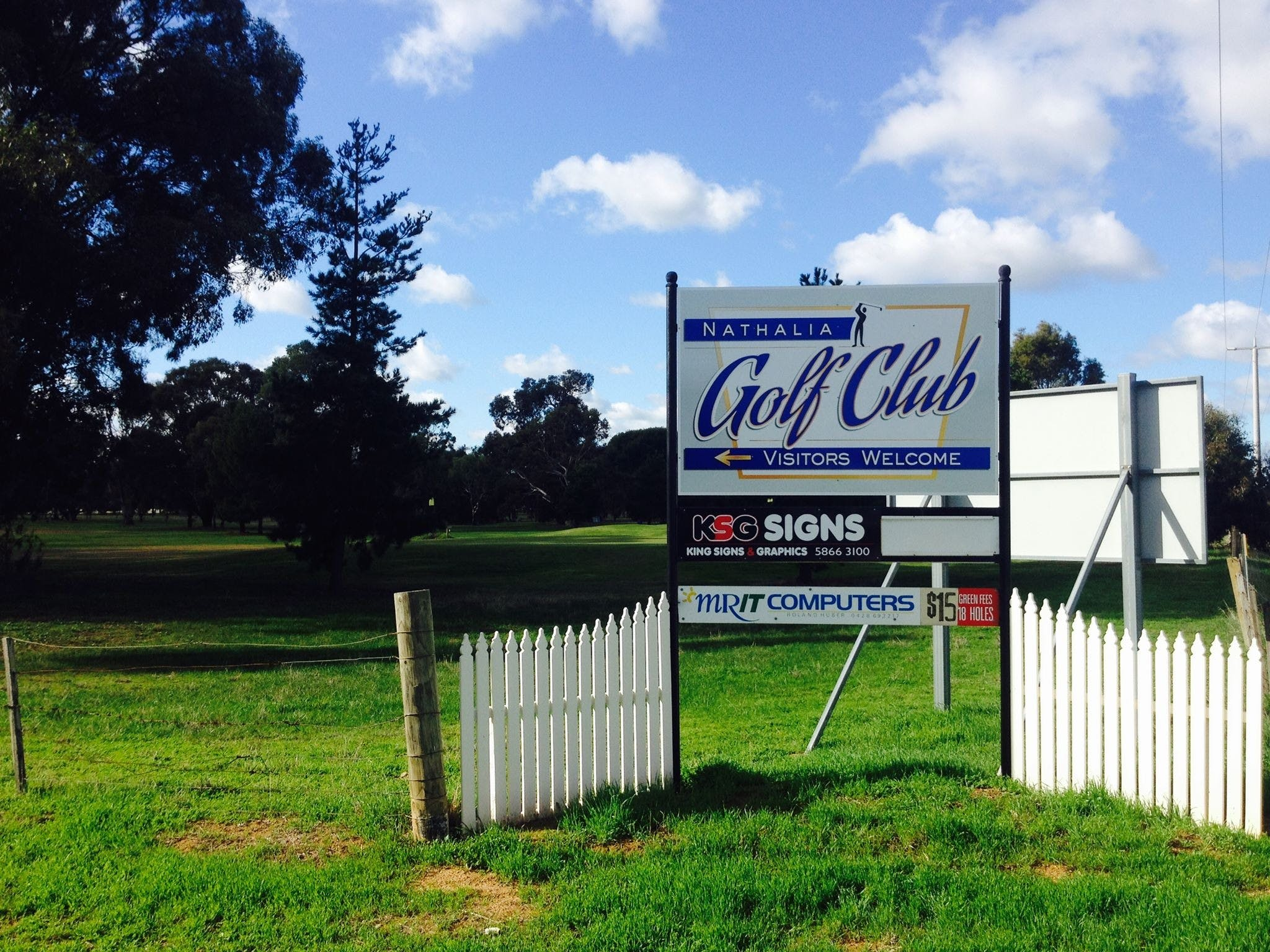 Nathalia Golf Club - Melbourne Tourism