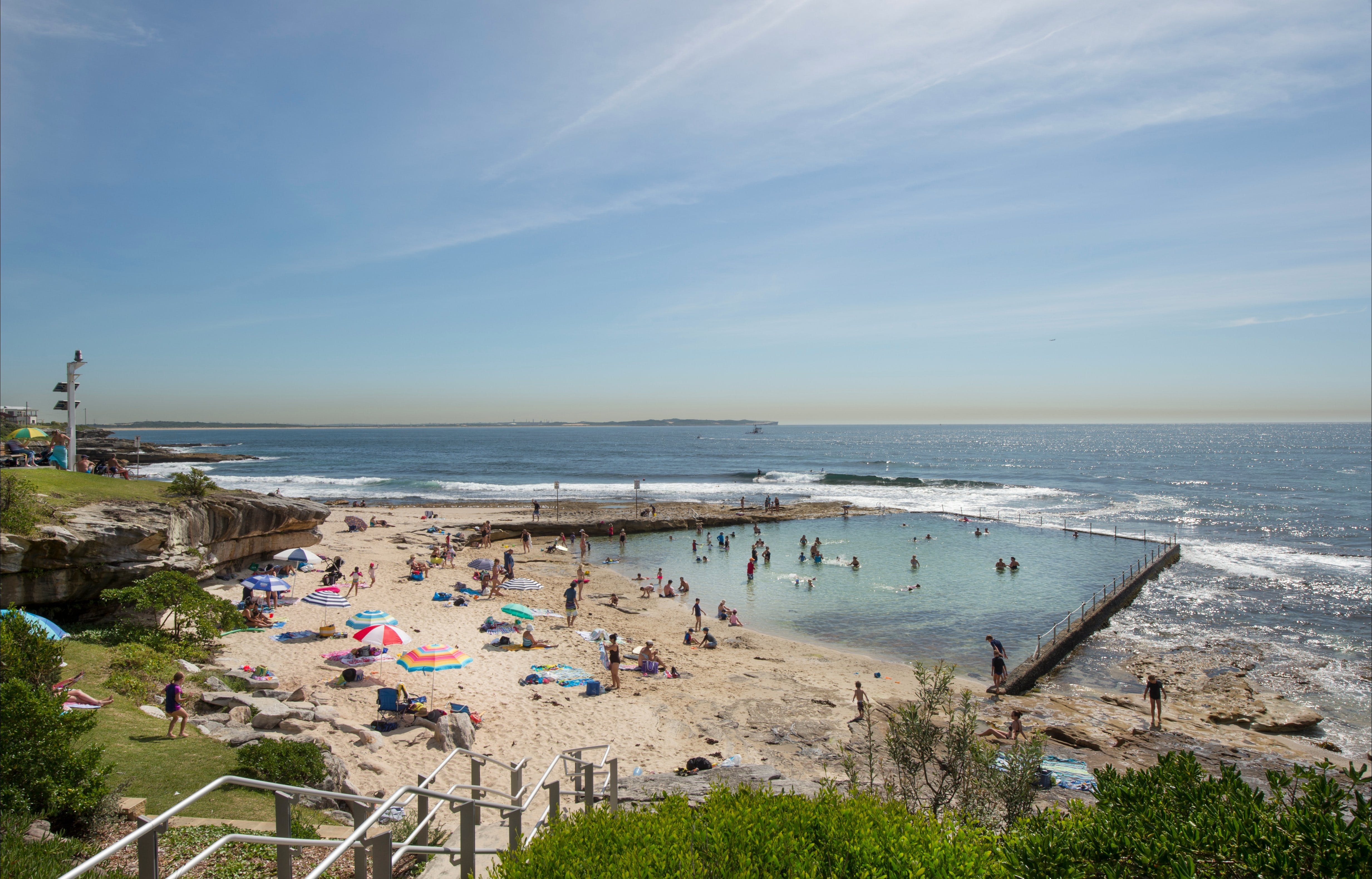 Oak Park Beach Cronulla - Melbourne Tourism