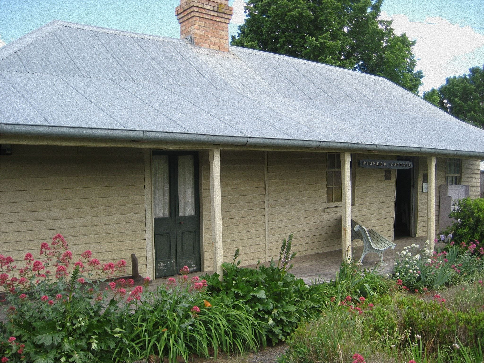 Pioneer Cottage and Museum - Melbourne Tourism