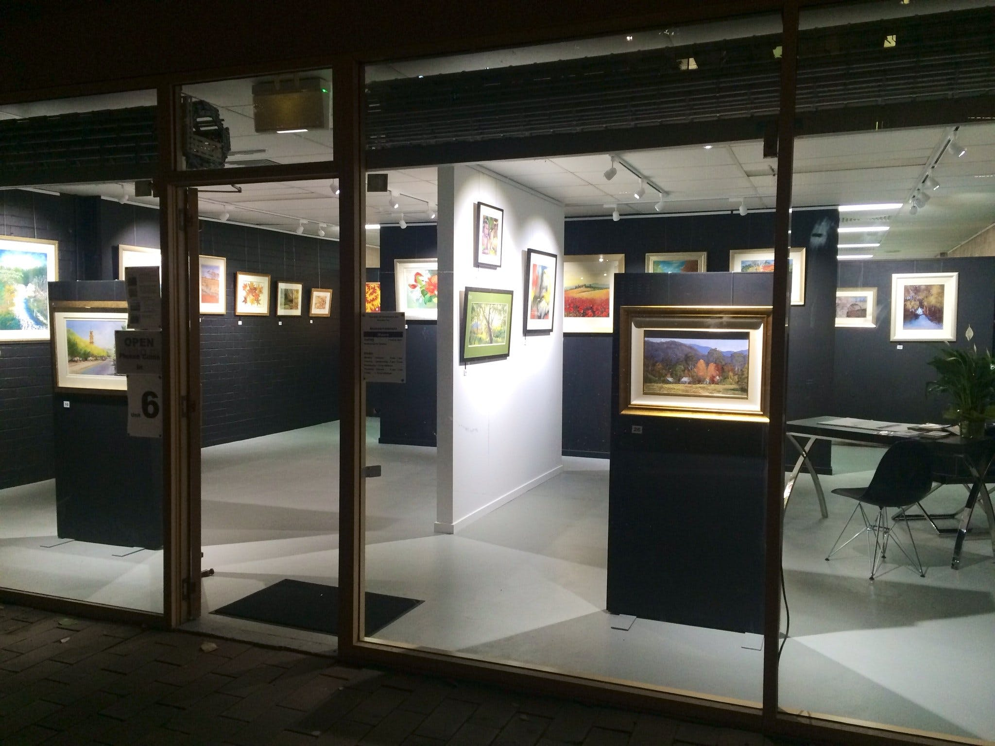 The Hunter Street Gallery of Fine Arts - Melbourne Tourism