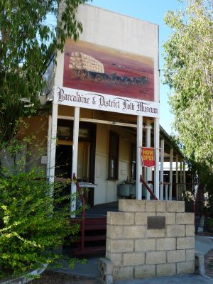Barcaldine and District Historical Museum - Melbourne Tourism