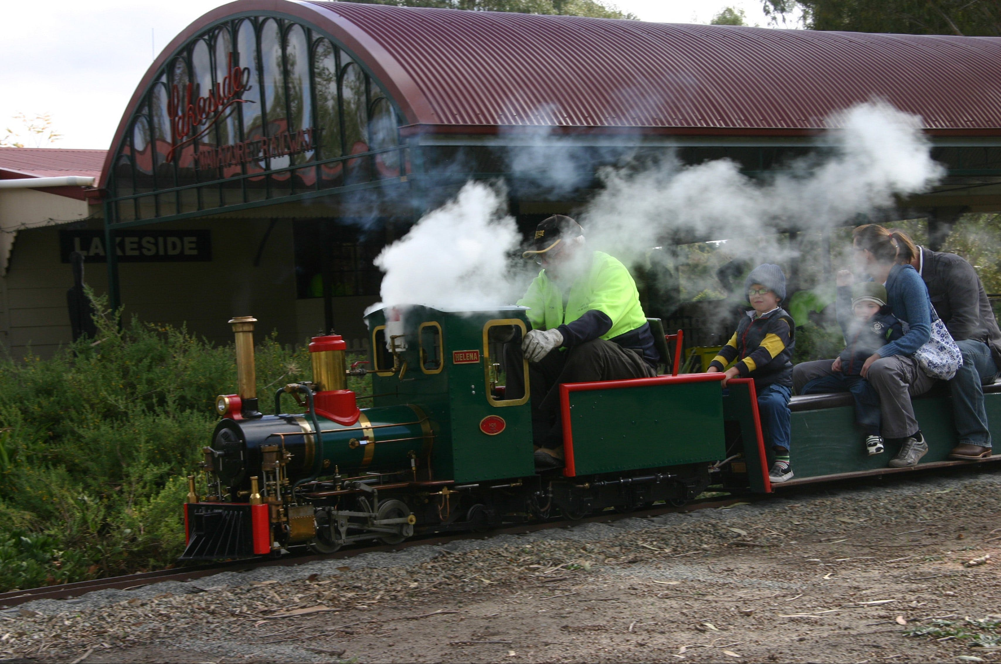 Clare Valley Model Engineers - Melbourne Tourism