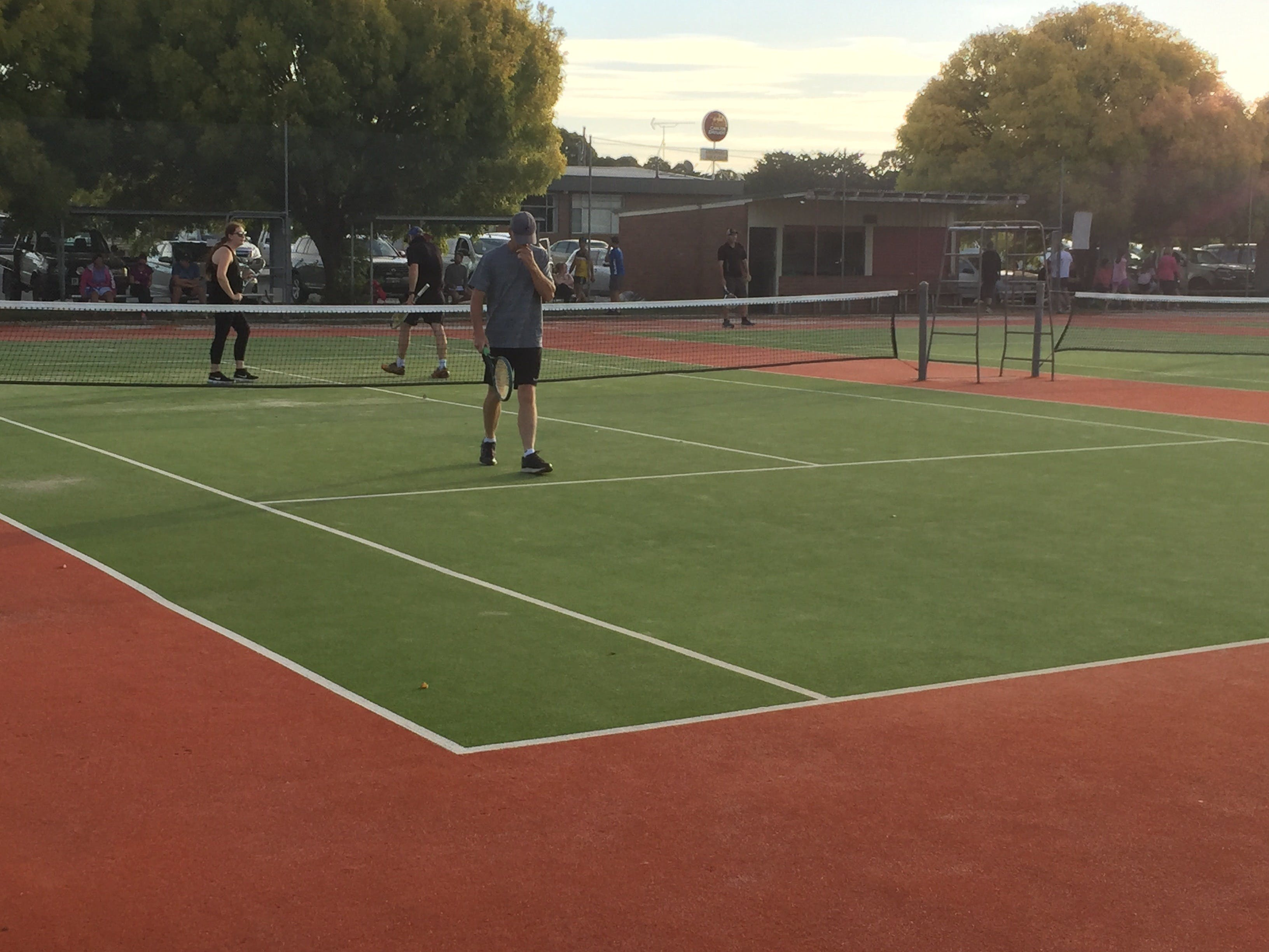 Crookwell Tennis Courts - Melbourne Tourism