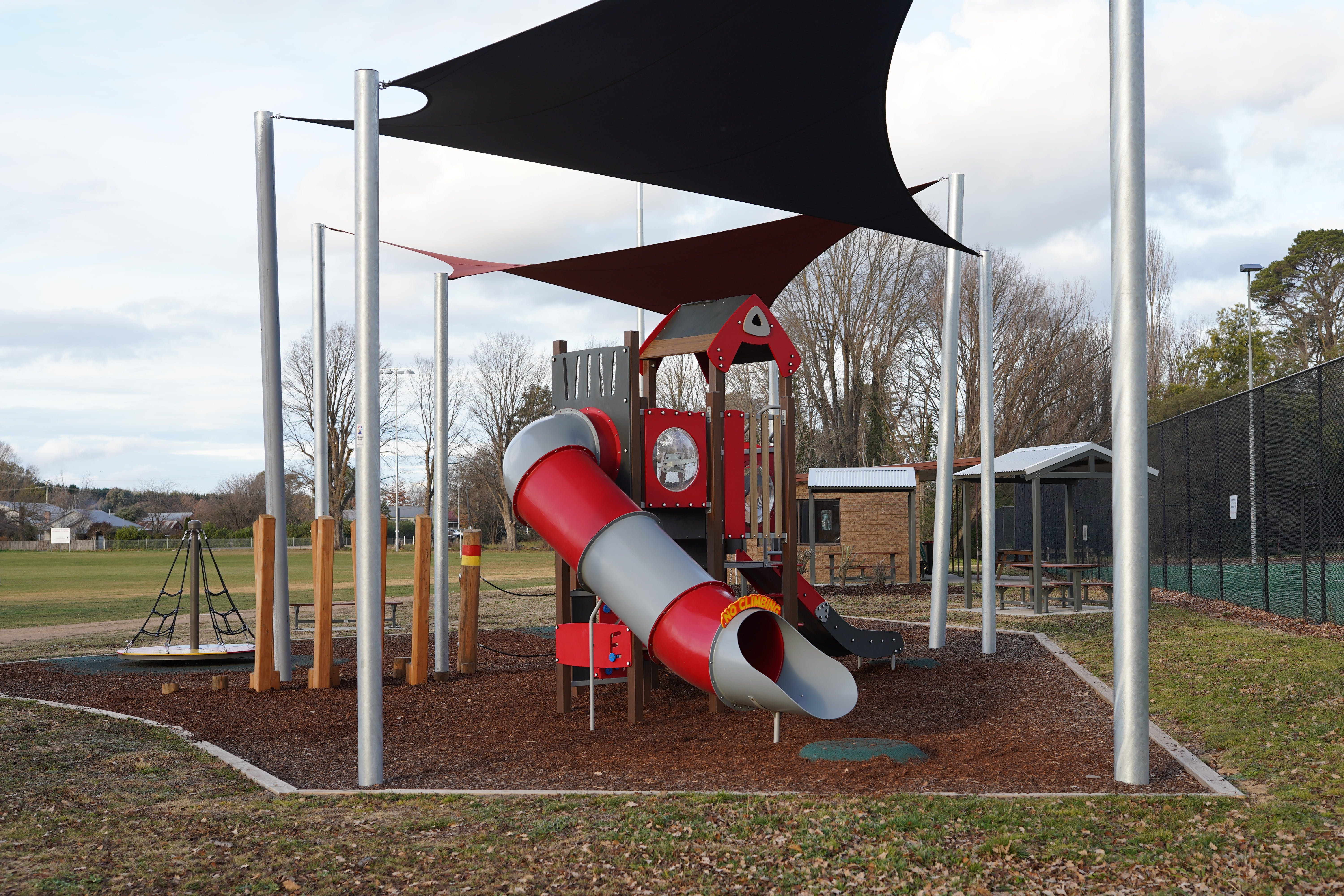 Braidwood Recreation Grounds and Playground - Melbourne Tourism