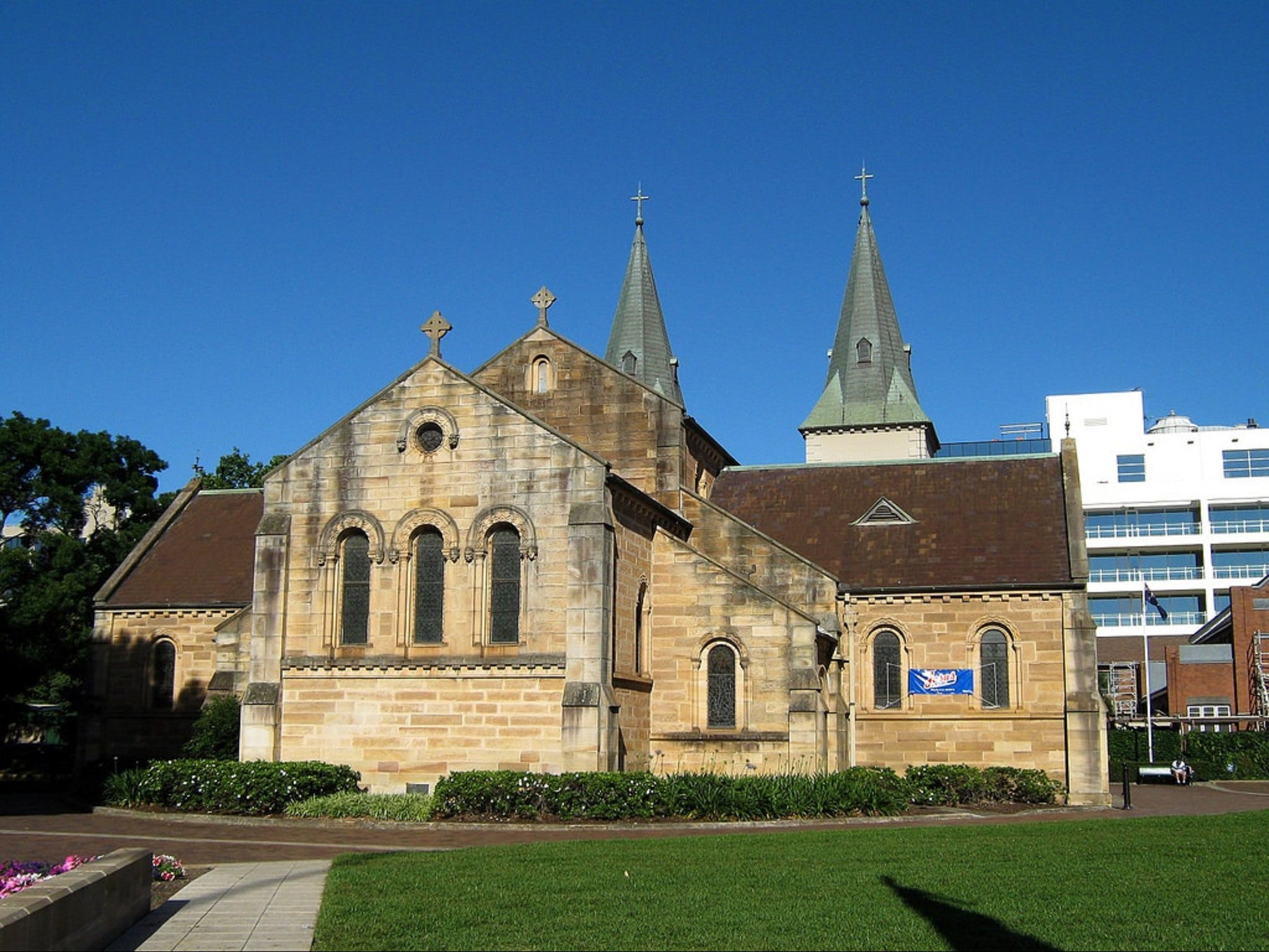 St Johns Cathedral - Melbourne Tourism