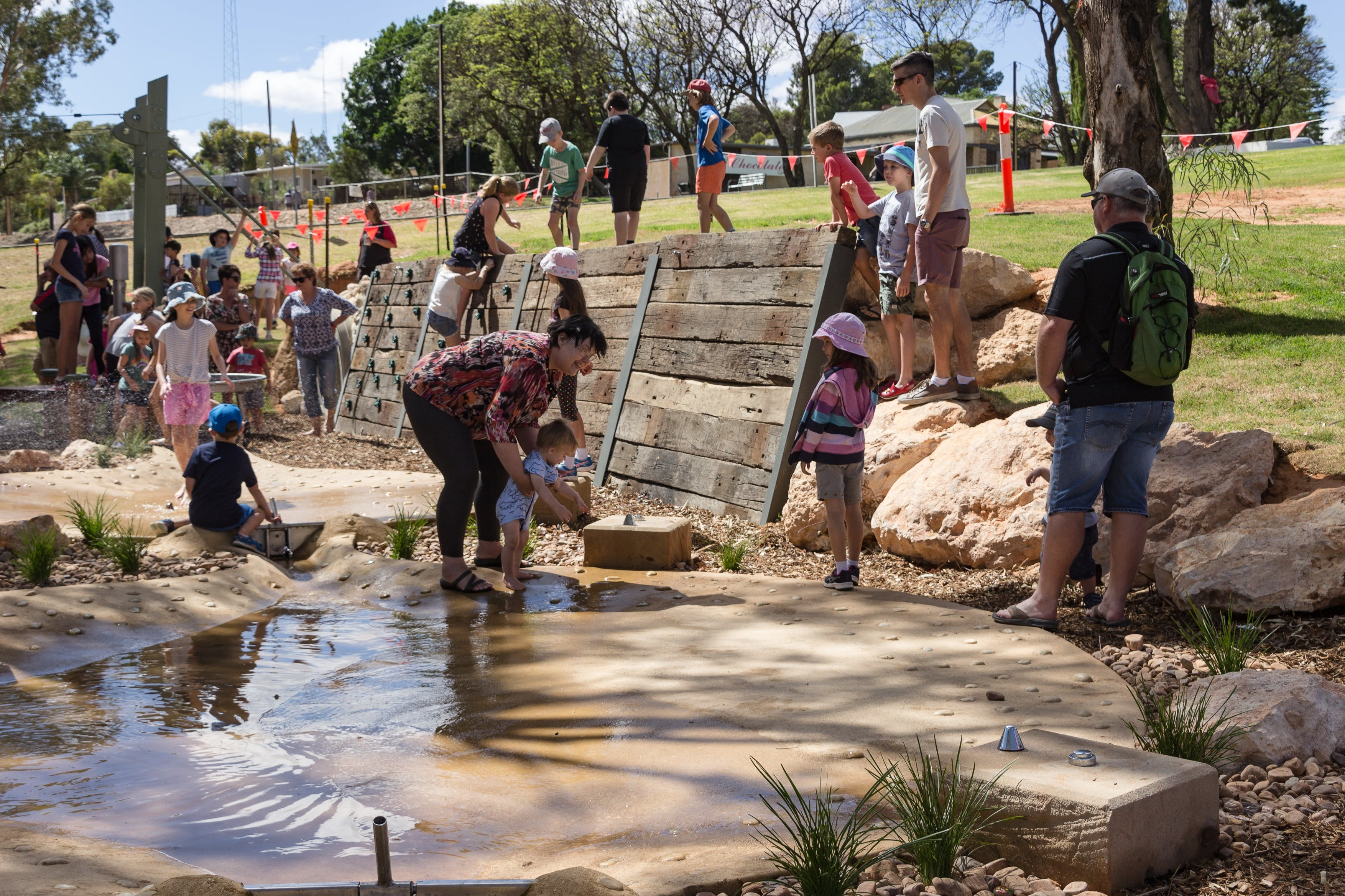 Waikerie Water and Nature Play Park - Melbourne Tourism