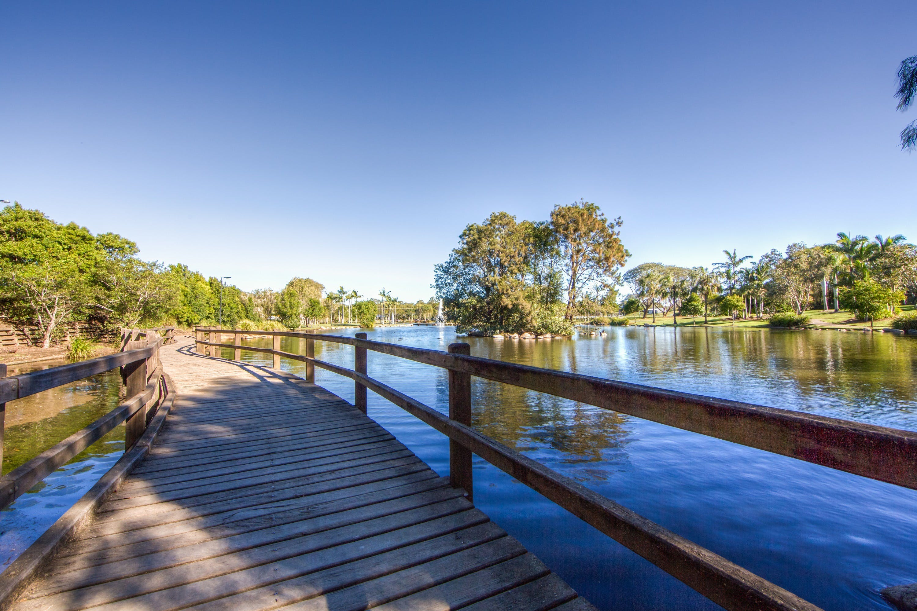 Centenary Lakes Park - Melbourne Tourism