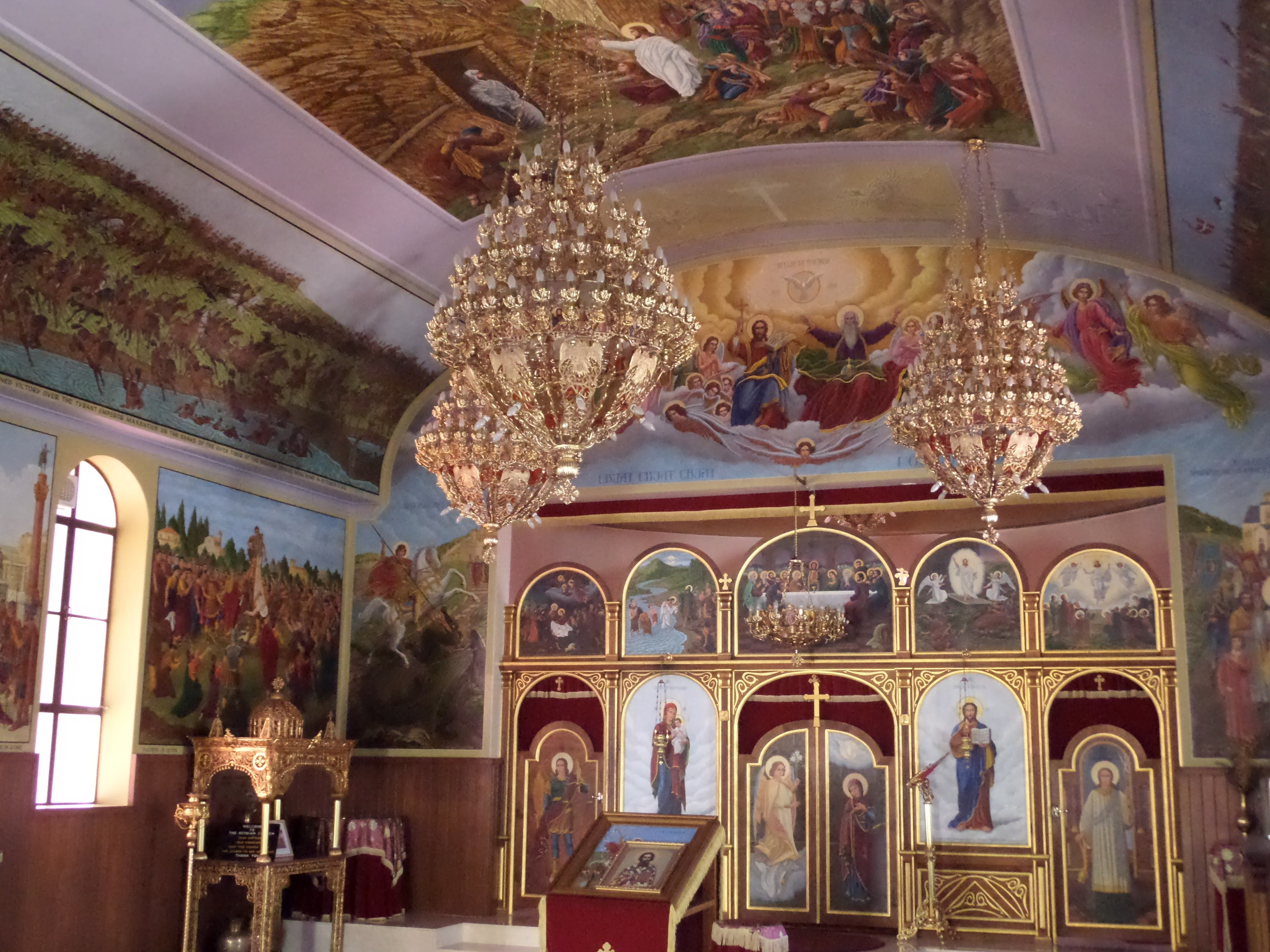 Free Serbian Orthodox Church St George - Melbourne Tourism