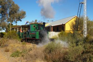 Red Cliffs Historical Steam Railway - Melbourne Tourism