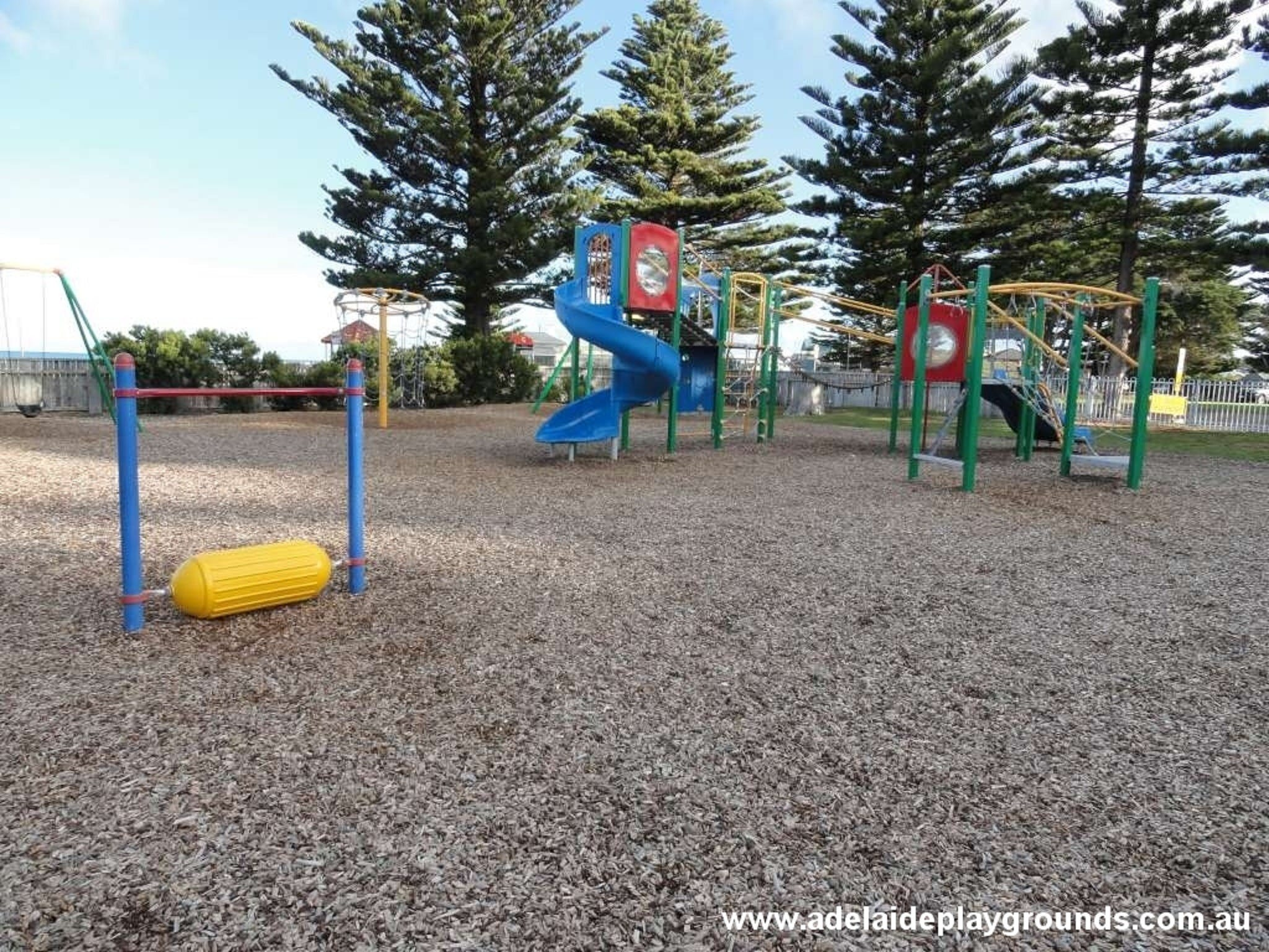 Susan Wilson Memorial Playground - Melbourne Tourism