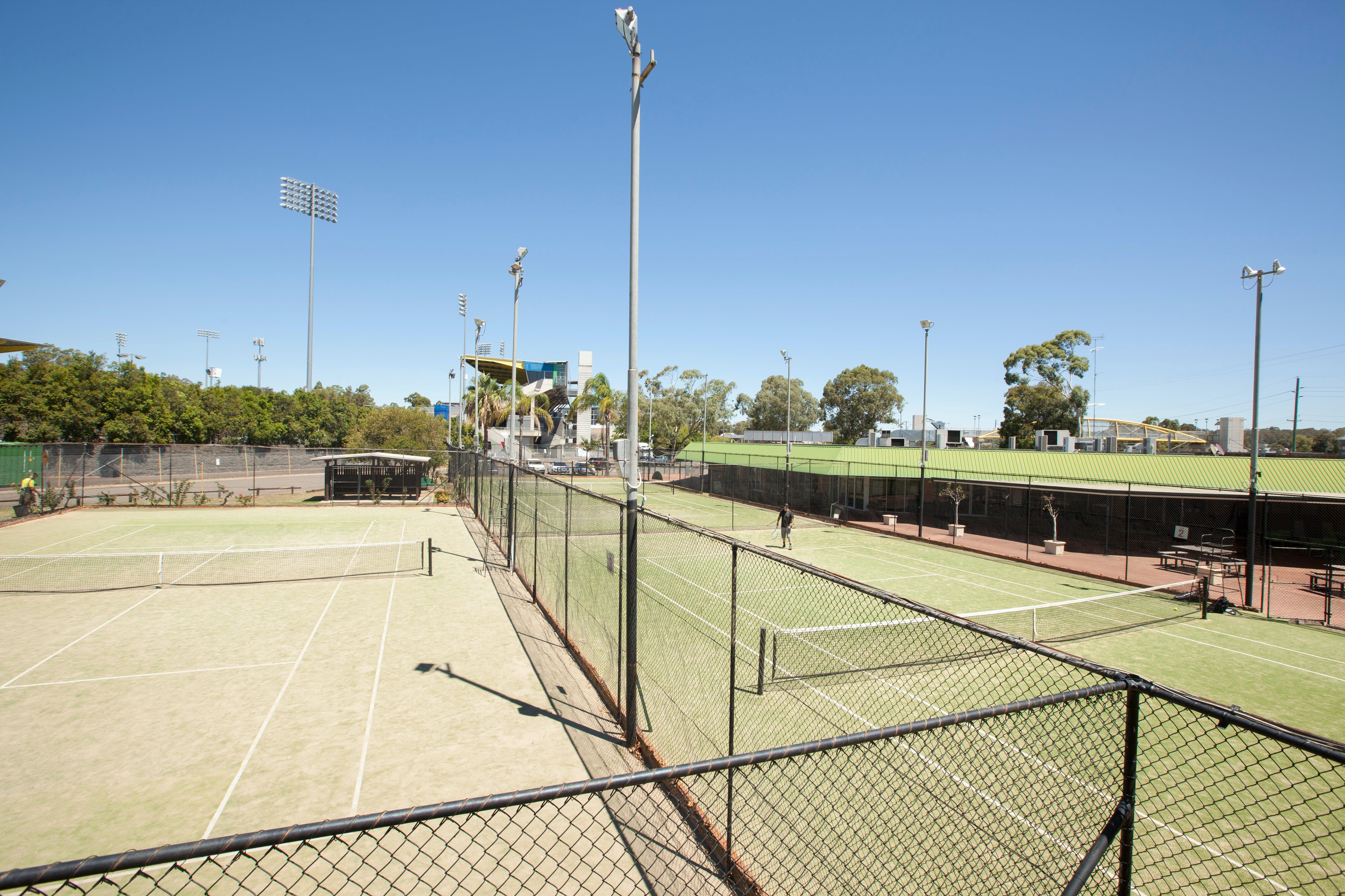Wests Tennis Club - Melbourne Tourism