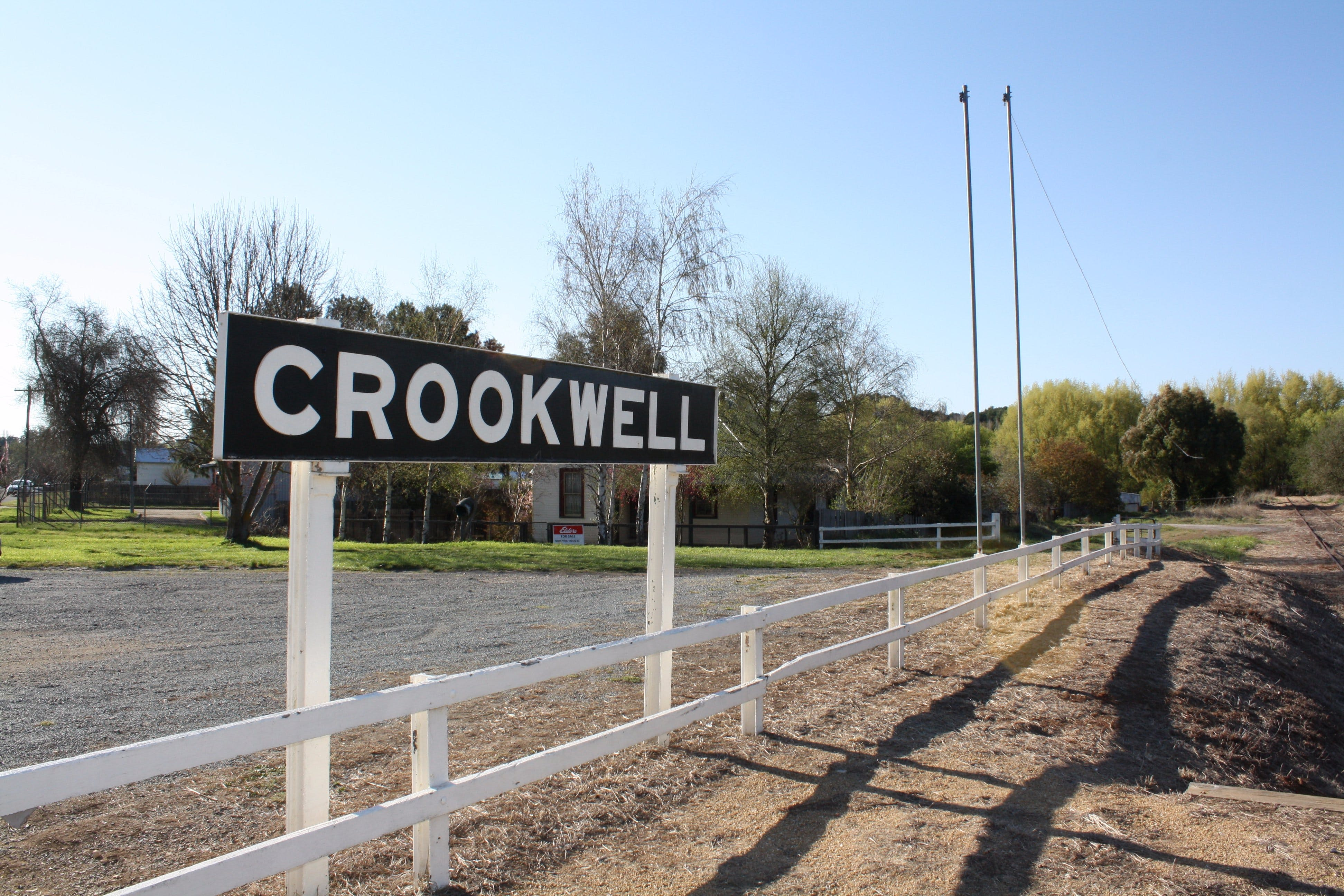 Crookwell Railway Station - Melbourne Tourism