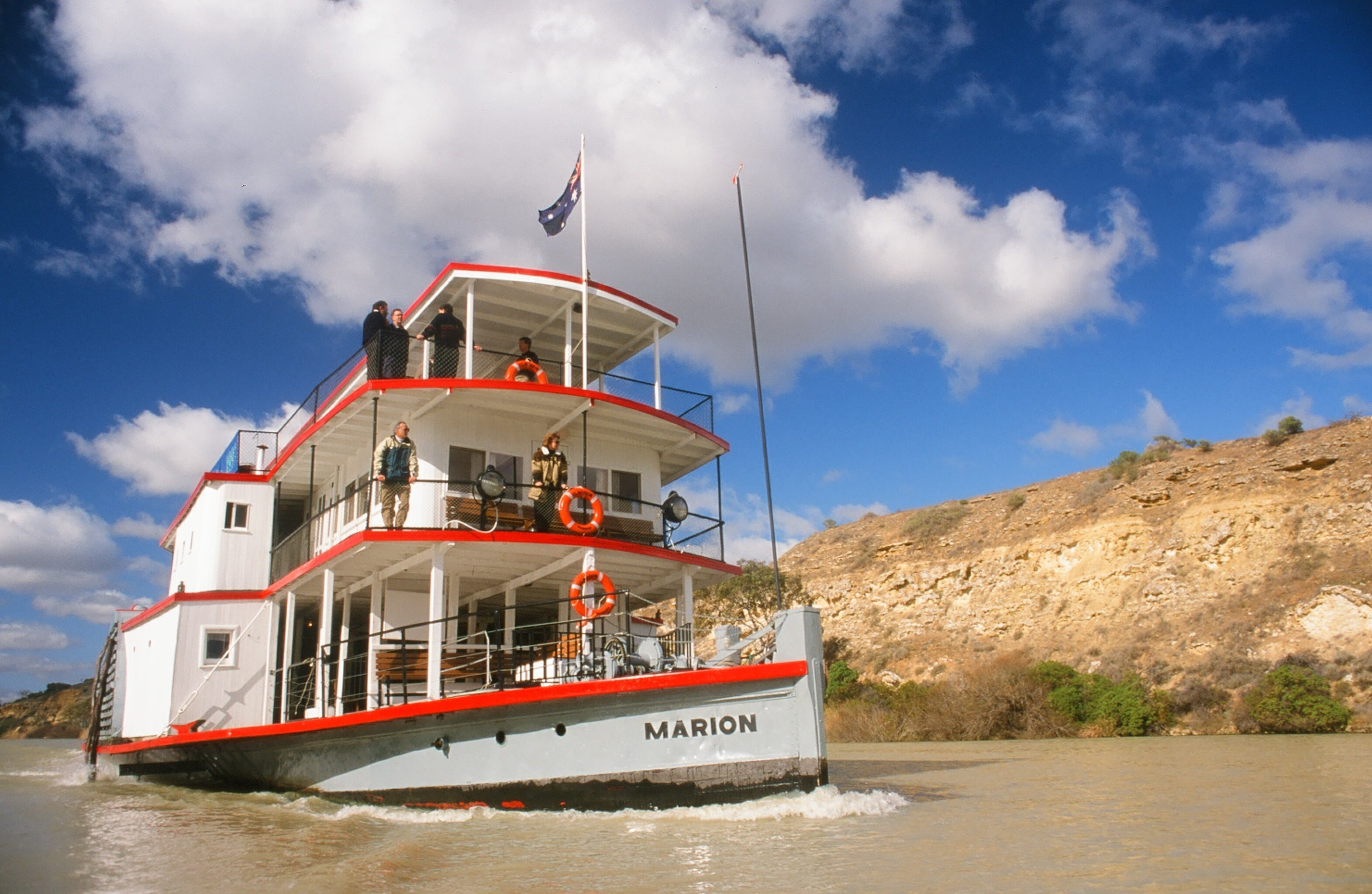 PS Marion Short Cruises - all cruises cancelled until further notice - Melbourne Tourism
