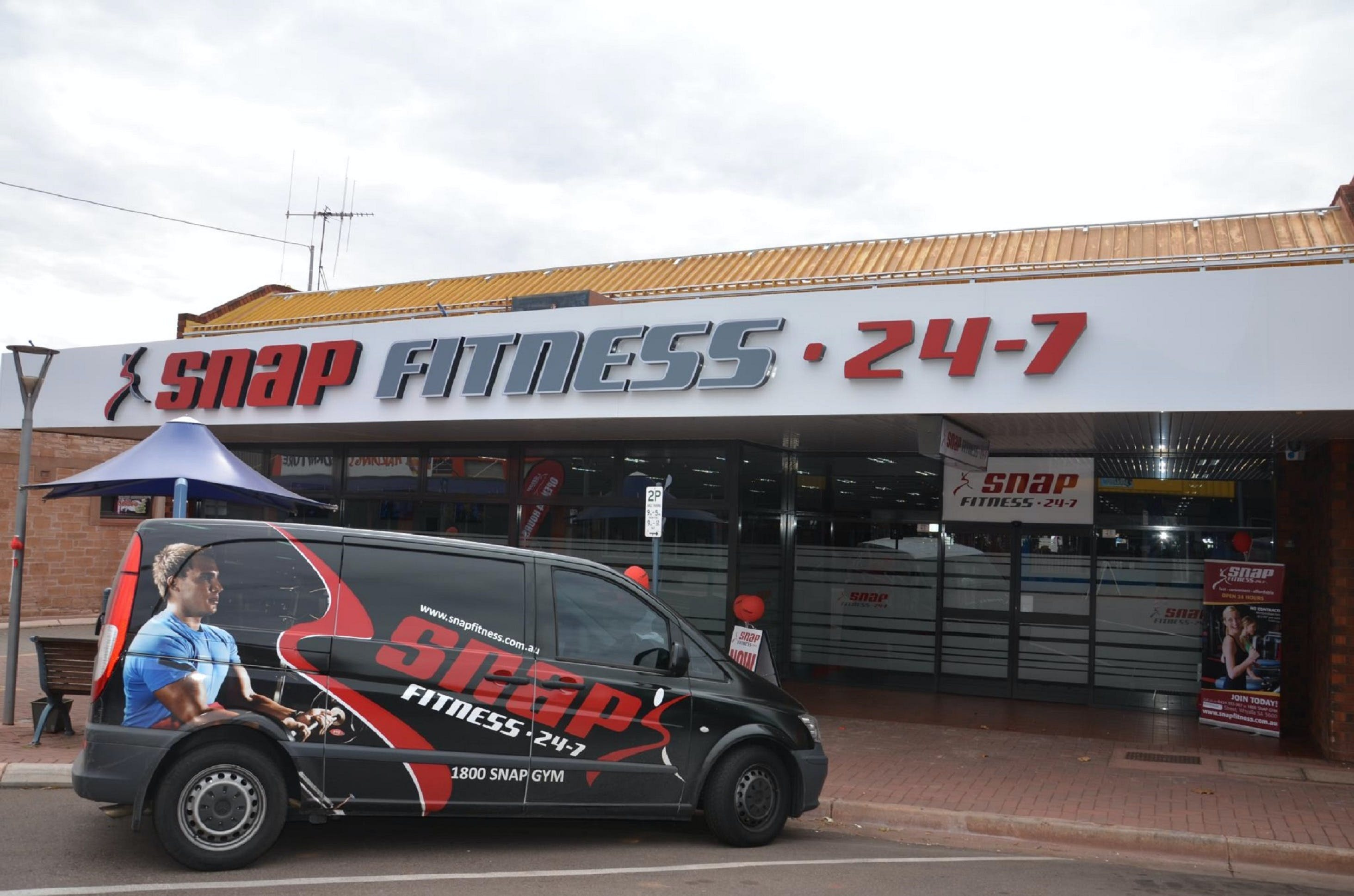 Snap Fitness Whyalla 24/7 gym - Melbourne Tourism