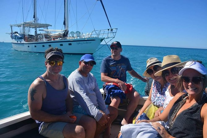 Great Barrier Reef Private Expedition Cruise min 4 day max 8 guests - Melbourne Tourism