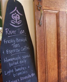 River Tea House - Melbourne Tourism