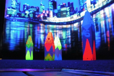Family Fun Centres Black Light Mini Golf