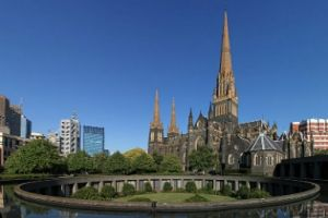 St Patrick's Cathedral - Melbourne Tourism