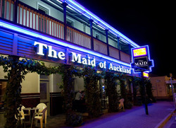 Maid of Auckland Hotel - Melbourne Tourism