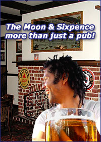 Moon and Sixpence British Pub - Melbourne Tourism
