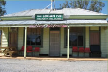 The Logan Pub - Melbourne Tourism